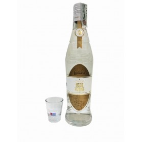 VODKA 9550 LEGENDARY CL.70 WITH SHOT GLASS