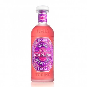 STARLINO ROSE 'APERITIF CL.75 WITH GLASS