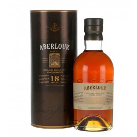 WHISKEY ABERLOUR 18 YO CL.50 WITH CASE