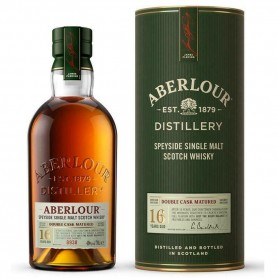 WHISKEY ABERLOUR 16 YO CL.70 WITH CASE