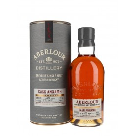WHISKEY ABERLOUR CASG ANNAMH CL.70 WITH CASE