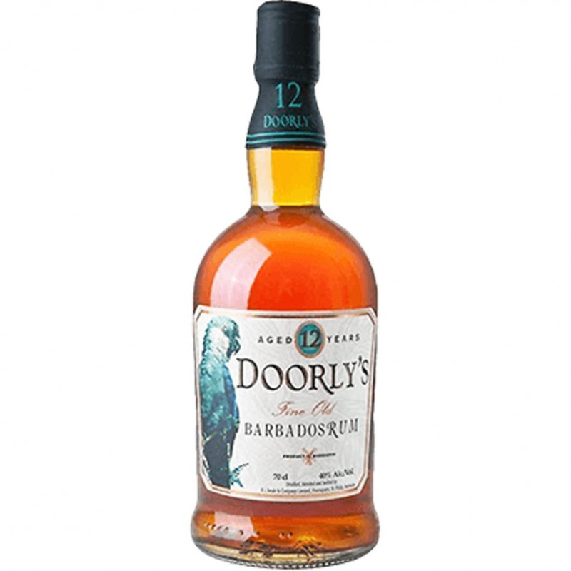 RUM DOORLY 12Y CL.70