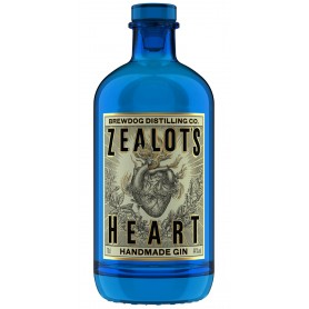 GIN BREWDOG ZEALOT'S HEART CL.70