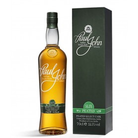 WHISKY PAUL JOHN PEATED CASK SELECT CL.70