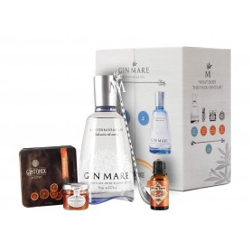 GIN MARE TRIPLE ORANGE PACK CL.70