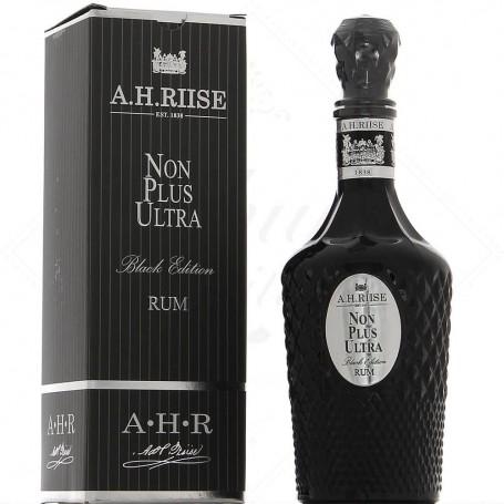 RHUM A.H. RIISE NON PLUS ULTRA BLACK EDITION CL.70 MIT FALL