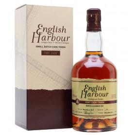 RHUM ENGLISH HARBOUR PORT CASK FINISH CL.70 CON ASTUCCIO