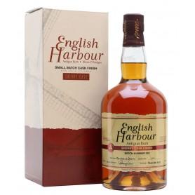 RHUM ENGLISH HARBOUR SHARRY CASK FINISH CL.70 CON ASTUCCIO