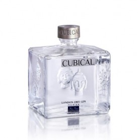 GIN BOTANIC CUBICAL PREMIUM LONDON DRY  CL.70