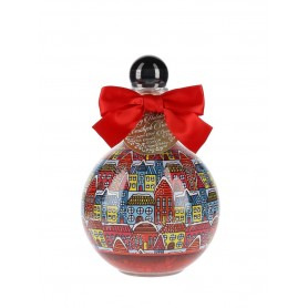 VODKA CHOPIN CHRISTMAS BAUBLE RED BOW CL.50