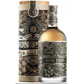 RHUM DON PAPA RYE AGED LIMITED EDITION MIT FALL CL.70
