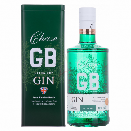 GIN WILLIAM CHASE GREAT BRITISH EXTRA DRY CL.70