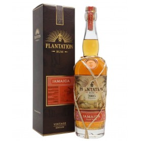 RHUM PLANTATION JAMAICA 2005 VINTAGE EDITION CL.70 WITH CASE