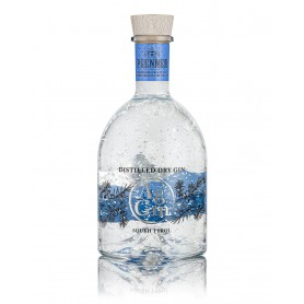 GIN PSENNER AG GIN WITH EDIBLE SILVER LEAVES CL.70