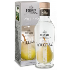 PSENNER OF WILLIAMS PEARS WITH FRUIT CL.70 WITH CASE