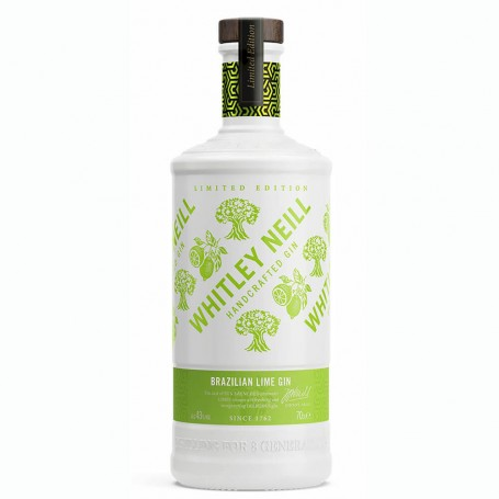 GIN WHITLEY NEILL BRAZILIAN LIME LIMITED EDITION CL.70