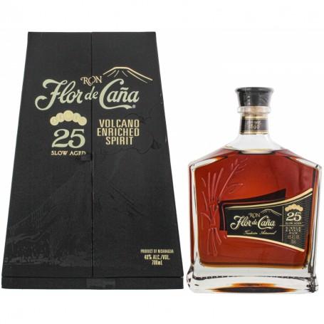 Rum Centenario 25 y Anni Flor De Caña 70cl