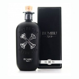 RHUM BUMBU XO CL.70 WITH CASE