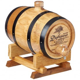 VODKA DEBOWA WOODEN BARREL LT. 1