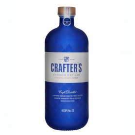 GIN CRAFTER'S LONDON DRY CL.70