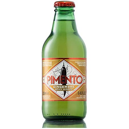 PIMENTO GINGER BEER CL.25 X 10