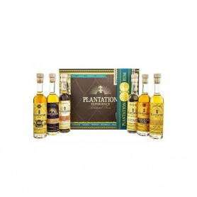 RHUM PLANTATION EXPERIENCE PACK CL.10 X 6 BOTTLES
