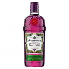 GIN TANQUERAY BLACKCURRANT ROYALE CL.70