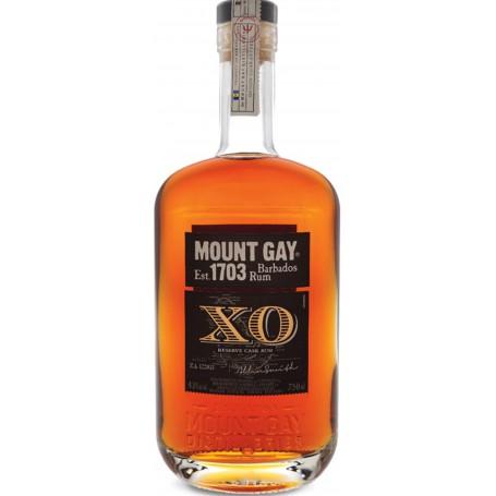 RUM MOUNT GAY 1703 XO RESERVE CL.70