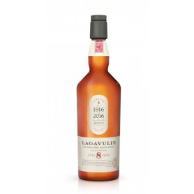 WHISKY LAGAVULIN 8Y 200th ANNIVERSARY LIMITED EDITION CL.70