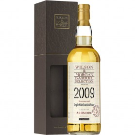 """WHISKY WILSON & MORGAN ARDMORE 2009-18 """"HEAVY PEAT"""" CL.70 MIT FALL"""