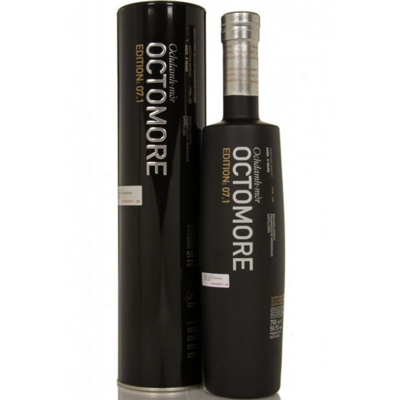 WHISKY BRUICHLADDICH OCTOMORE 7.1 208 ppm CL.70
