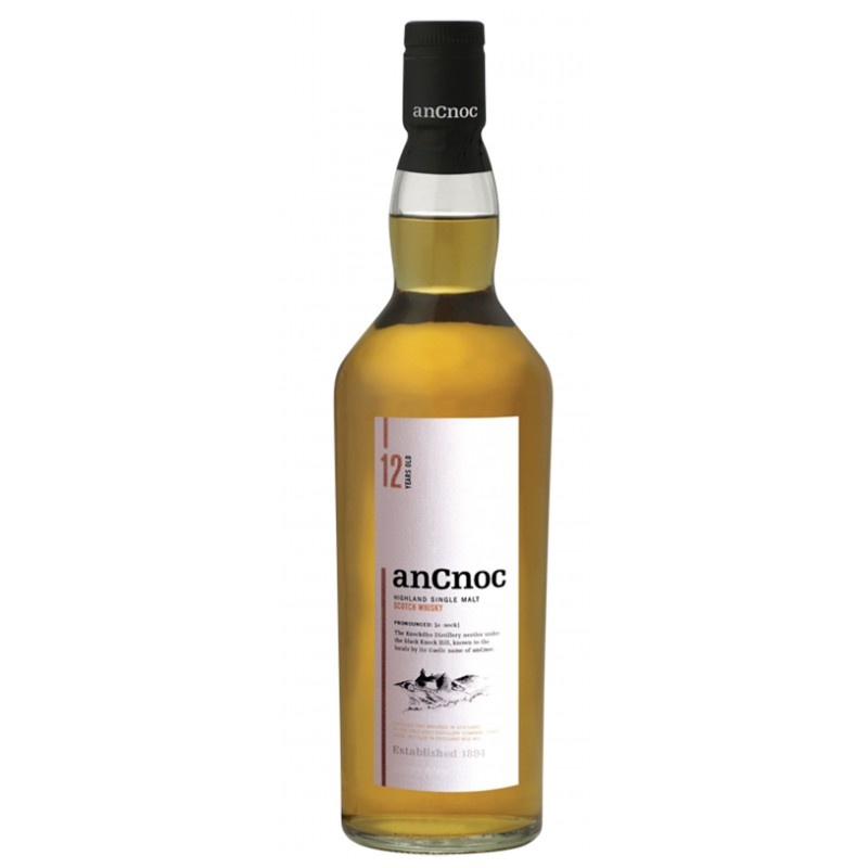 WHISKY ANCNOC 12Y CL.70