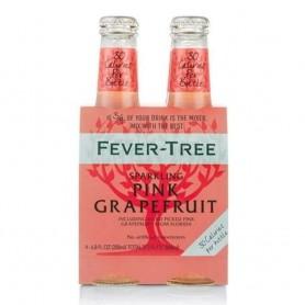 FEVER TREE PINK GRAPEFRUIT CL20 X 4 BT.