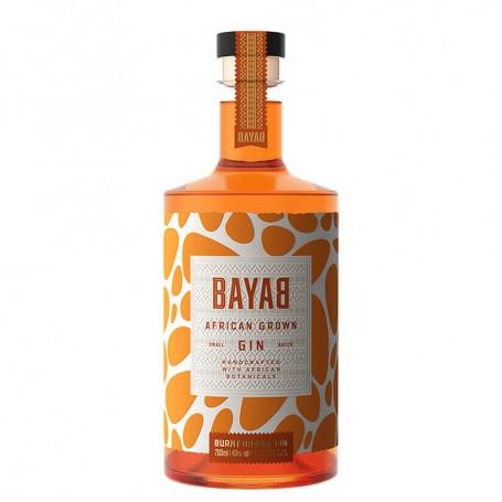 GIN BAYAB BURNT SMALL BATCH ORANGE CL.70