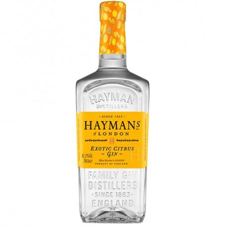 GIN HAYMAN'S EXOTIC CITRUS CL.70
