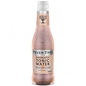FEVER TREE AROMATIC TONIC WATER CL.20 X 24 BT.