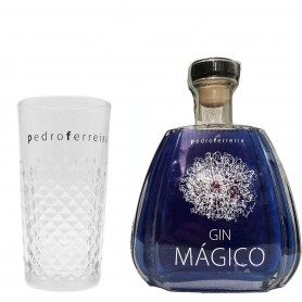 MAGIC GIN CL.70 WITH GLASS