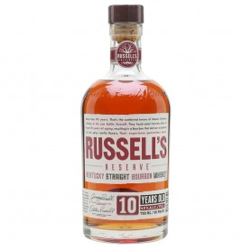 WHISKY WILD TURKEY RUSSELL'S RESERVE 10 YEAR OLD BOURBON CL.70