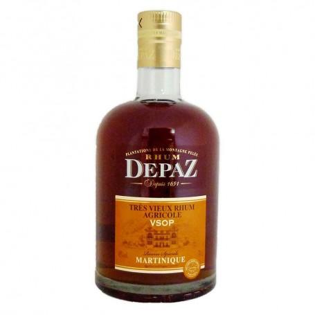 RHUM DEPAZ AGRICOLO VIEUX VSOP RESERVE SPECIALE  cl.70