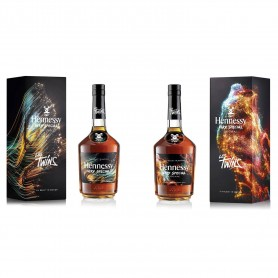COGNAC HENNESSY VS LIMITED EDITION BY LES TWINS CL.70 - PRODUCT SOLD IN PAIR