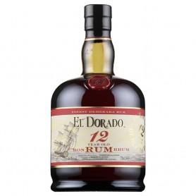 RHUM ELDORADO 12 Y