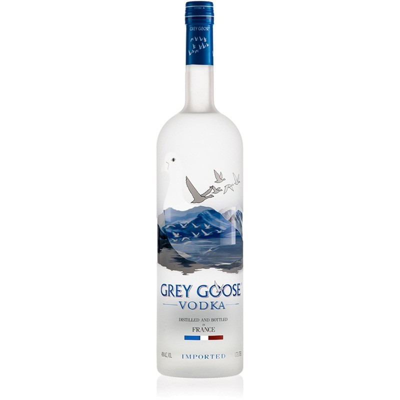 VODKA GREY GOOSE LT.1,5