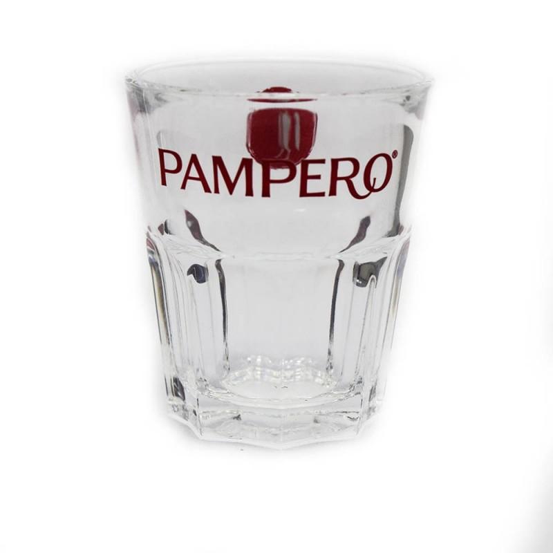 GLAS RUM PAMPERO SHORT X 6 STÜCK