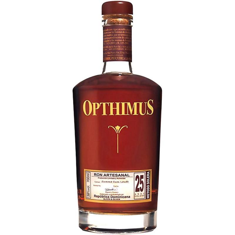 RHUM OPTHIMUS 25 ANNI CL.70