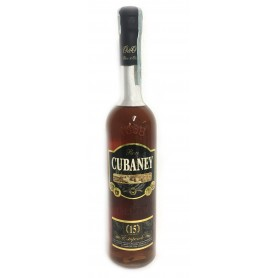 RUM CUBANEY GRAND RESERVE 15Y CL.70