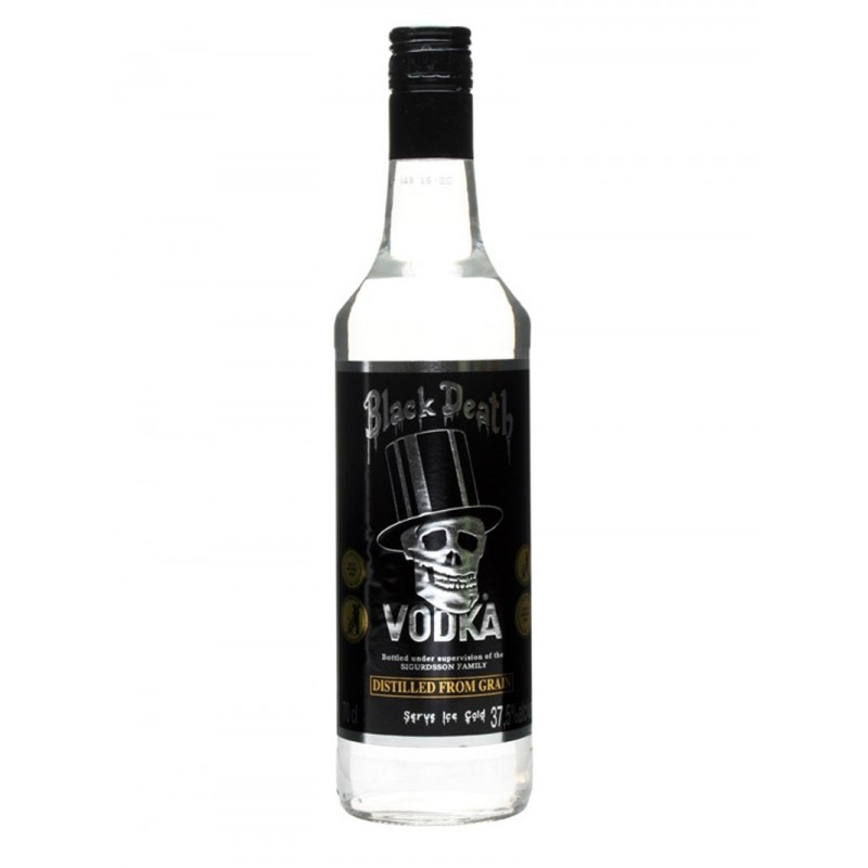 VODKA BLACK DEATH CL.70