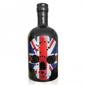 VODKA GHOST UNION JACK EDITION CL.70