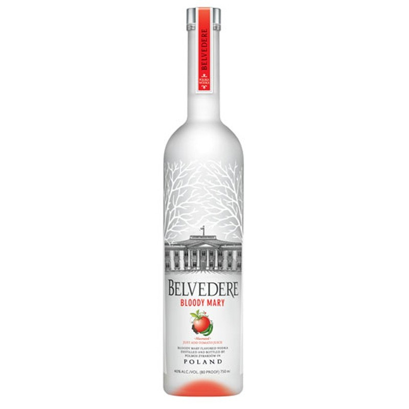 VODKA BELVEDERE BLOODY MARY CL.70