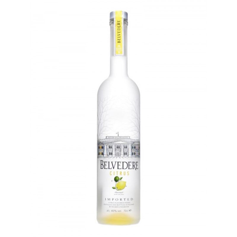 WODKA BELVEDERE CITRUS CL.70