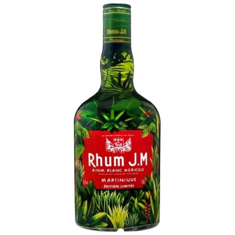 RHUM J.M BLANC JUNGLE MACOUBA LIMITED EDITION CL.70